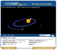 Planet Finder